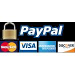Tagad tiek pieņēmti arī PAYPAL maksājumi.