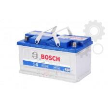 BOSCH Akumulators Silver S4 010 80Ah 740A