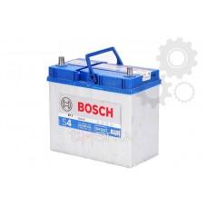 BOSCH Akumulators Silver S4 022 45Ah 330A L+ plānās klemmes.