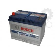BOSCH Akumulators Silver S4 027 70Ah 630A L+