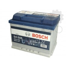 BOSCH Akumulators S4E 05 60Ah 560A start/stop