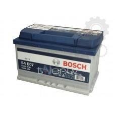 BOSCH Akumulators S4E 07 65Ah 650A start/stop