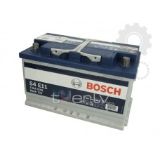 BOSCH Akumulators S4E 11 80Ah 730A start/stop