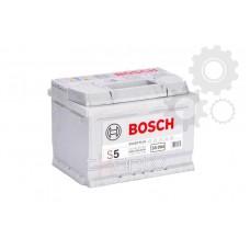 BOSCH Akumulators Silver Plus S5 004 61Ah 600A