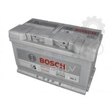 BOSCH Akumulators Silver Plus S5 011 85Ah 800A