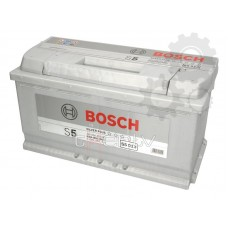 BOSCH Akumulators Silver Plus S5 013 100Ah 830A