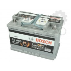 BOSCH Akumulators S5A 08 70Ah 760A start/stop AGM