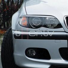 BMW e46 (01-05) lukturu uzlikas