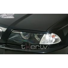BMW e46 (98-01) lukturu uzlikas