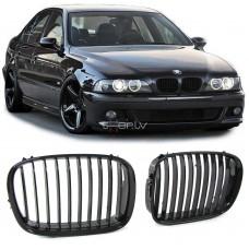 BMW e39 (95-00) reste, glancēti melnas
