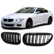 BMW e63/e64 (03-10) reste, M-style, glancēti melnas