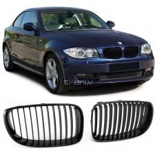 BMW e81, e82, e87, e88 (07-12) reste, glancēti melna