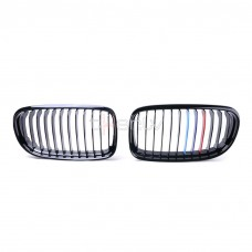 BMW e90/e91 LCI (08-12) reste, glancēti melnas, 3 krāsas