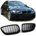 BMW e92/e93 (06-09) reste, M-style, glancēti melnas