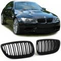 BMW e92/e93 (06-09) reste, M-style, melnas