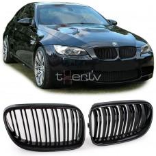 BMW e92/e93 LCI (10-) reste, M-style, karbona