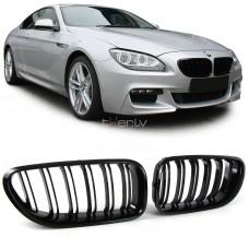 BMW f06/f12/f13 (12-) reste, M-style, glancēti melna