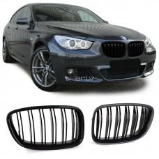 BMW 5-GT f07 (09-16) reste, M-style, glancēti melna