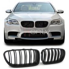 BMW f10/f11 (10-) reste, M5 style, melnas