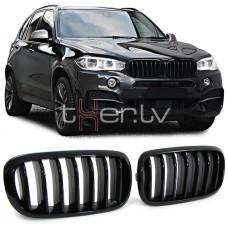 BMW X5 f15/X6 f16 (13-) reste, glancēti melnas