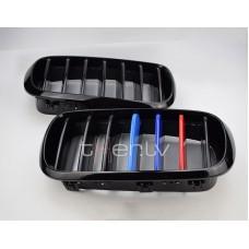 BMW X5 f15/X6 f16 (13-) reste, glancēti melnas, 3 krāsas