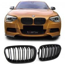 BMW f20 (11-15) reste, M-style, melna