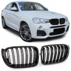 BMW X3 f25/X4 f26 (14-) reste, M-style, karbona