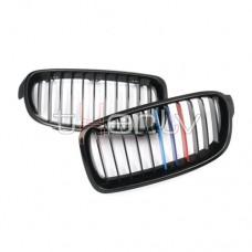BMW f30/f31 (11-) reste, glancēti melna, 3 krāsas