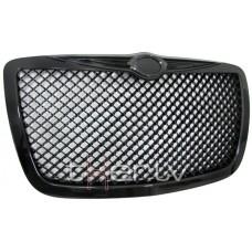 Chrysler 300C (04-11) reste ar šūnām, melna