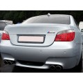 BMW e60 (03-10) spoileris, M5-look
