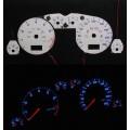 Audi instrumentu paneļa apgaismojums