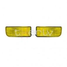 BMW e36 (91-98) miglas lukturi, yellow