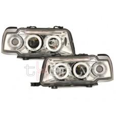 Audi 80 B4 (91-94) lukturi, hromēti