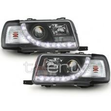 Audi 80 B4 (91-94) LED lukturi, melni