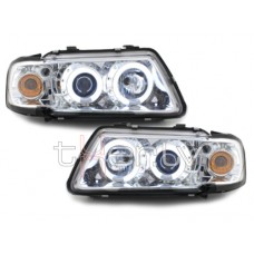 Audi A3 8L (96-00) CCFL lukturi, hromēti