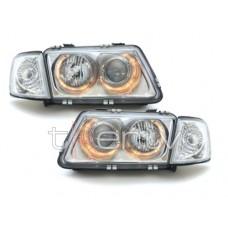 Audi A3 8L (96-00) lukturi, hromēti