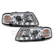 Audi A3 8L (96-00) LED lukturi, hromēti