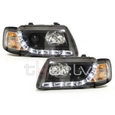 Audi A3 8L (96-00) DRL lukturi, melni