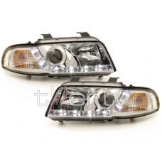 Audi A4 B5 (95-99) DRL lukturi, hromēti