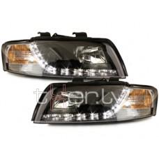 Audi A4 B6 (01-04) LED lukturi, melni