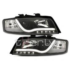 Audi A4 B6 (01-04) DRL lukturi, melni
