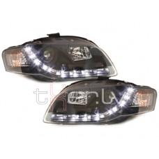 Audi A4 B7 (04-07) LED lukturi, melni