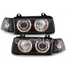 BMW e36 4D (91-98) lukturi, melni
