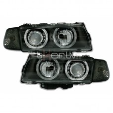 BMW e38 (94-98) lukturi, melni