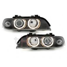 BMW e39 (95-00) xenon lukturi, melni
