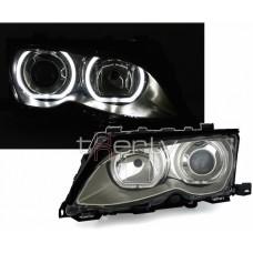 BMW e46 4D/5D (01-) LED lukturi, pelēki