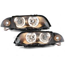BMW e46 4D/5D (98-01) lukturi, melni
