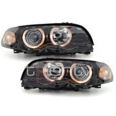 BMW e46 2D (98-01) lukturi, melni