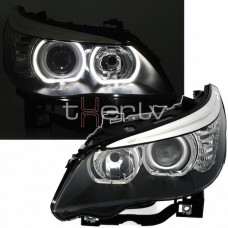 BMW e60/e61 (03-07) LED lukturi, melni