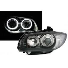 BMW e81/e82/e87/e88 (04-11) LED lukturi, pelēki